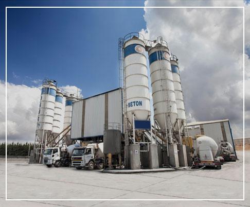 Производство бетона в Серпухове