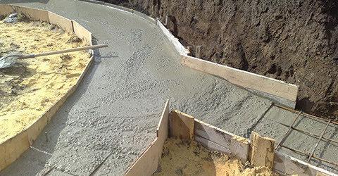 производство бетонная смесь