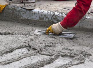 влияние заполнителя на вес бетона