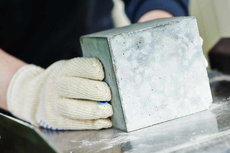 Проверка водонепроницаемости бетона